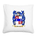 Norreys Square Canvas Pillow