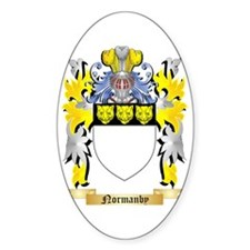 Normanby Sticker (Oval)