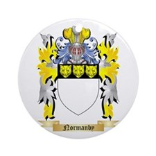 Normanby Round Ornament