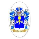 Noriega Sticker (Oval 50 pk)