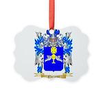 Noriega Picture Ornament