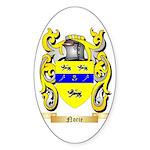 Norie Sticker (Oval 50 pk)