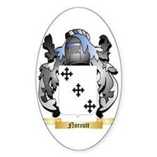 Norcutt Sticker (Oval)