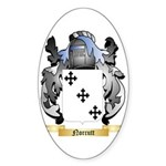 Norcutt Sticker (Oval 50 pk)