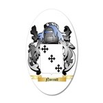 Norcutt 35x21 Oval Wall Decal