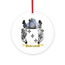 Norcutt Round Ornament