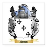 Norcott Square Car Magnet 3