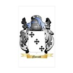 Norcott Sticker (Rectangle 50 pk)