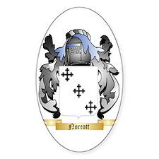 Norcott Sticker (Oval)