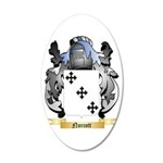 Norcott 20x12 Oval Wall Decal