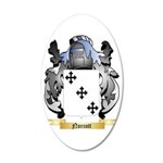 Norcott 35x21 Oval Wall Decal