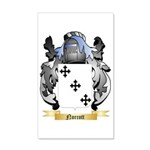 Norcott 35x21 Wall Decal