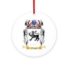 Nopps Round Ornament