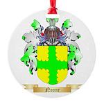 Noone Round Ornament