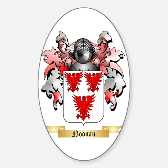 Noonan Sticker (Oval)