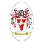 Noonan Sticker (Oval 10 pk)