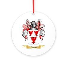 Noonan Round Ornament