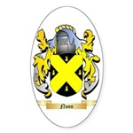 Noon Sticker (Oval 50 pk)
