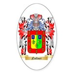Nollner Sticker (Oval 50 pk)