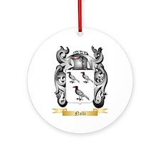 Nolli Round Ornament