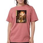 MP-QUEEN-Cocker7 Womens Comfort Colors Shirt
