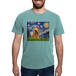 MP-STARRY-Cocker7 Mens Comfort Colors Shirt
