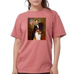 MP-Lincoln-Collie1 Womens Comfort Colors Shirt