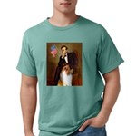 MP-Lincoln-Collie1 Mens Comfort Colors Shirt