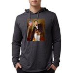 MP-Lincoln-Collie1 Mens Hooded Shirt