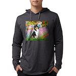 MP-GARDEN-Collie-Tri3 Mens Hooded Shirt