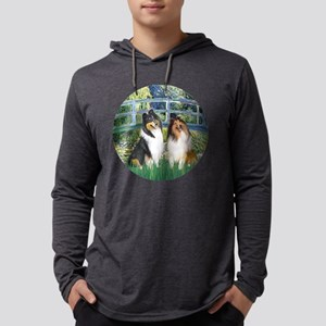 MP-BRIDGE - ColliePAIR Mens Hooded Shirt
