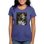 MP-OPH2-Collie-Tri3 Womens Tri-blend T-Shirt