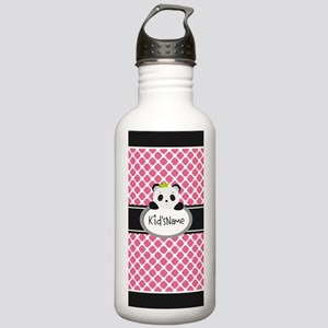 Personalized Name Pand Stainless Water Bottle 1.0L