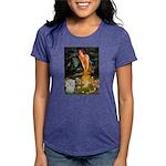 5.5x7.5-MidEve-Coton4 Womens Tri-blend T-Shirt