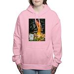 5.5x7.5-MidEve-Coton4 Women's Hooded Sweatshir