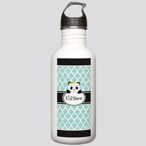 Mint Personalized Pand Stainless Water Bottle 1.0L