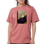 5.5x7.5-WMOM-Coton2 Womens Comfort Colors Shir