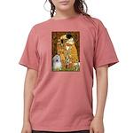Kiss-Coton2 Womens Comfort Colors Shirt