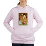 Kiss-Coton2 Women's Hooded Sweatshirt