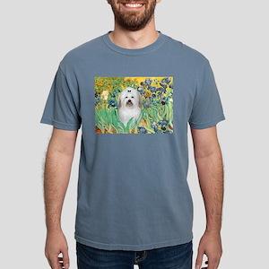 5.5x7.5-Irises-Coton2 Mens Comfort Colors Shir