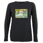 5.5x7.5-Irises-Coton7 Plus Size Long Sleeve Te