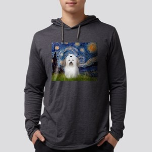 MP-Starry-Coton2 Mens Hooded Shirt
