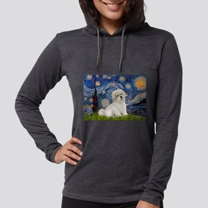 5.5x7.5-Starry-Coton7 Womens Hooded Shirt