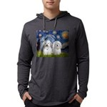 MP-Starry-CotonPAIR Mens Hooded Shirt
