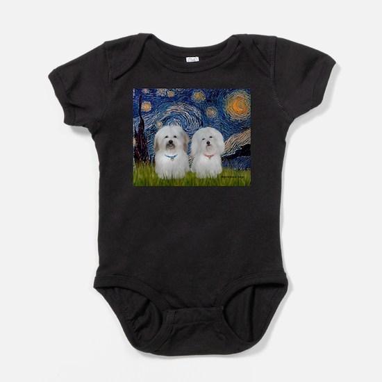 MP-Starry-CotonPAIR.png Baby Bodysuit