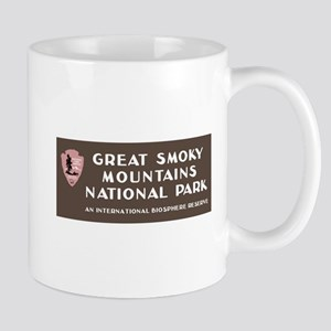 Great Smoky Mountains National Park, NC Mug