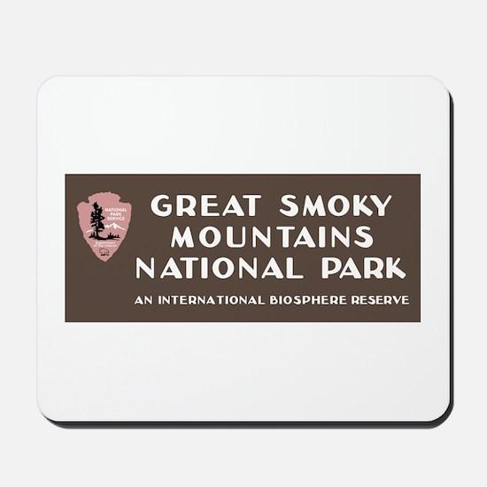 Great Smoky Mountains National Park, NC Mousepad