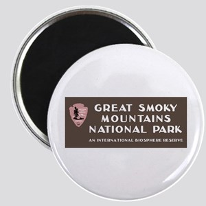 Great Smoky Mountains National Park, NC & T Magnet