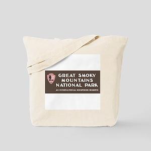 Great Smoky Mountains National Park, NC & Tote Bag
