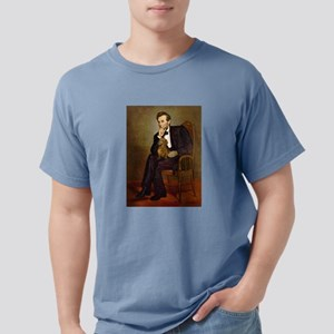 MP-LINCOLN-Dachs1 Mens Comfort Colors Shirt